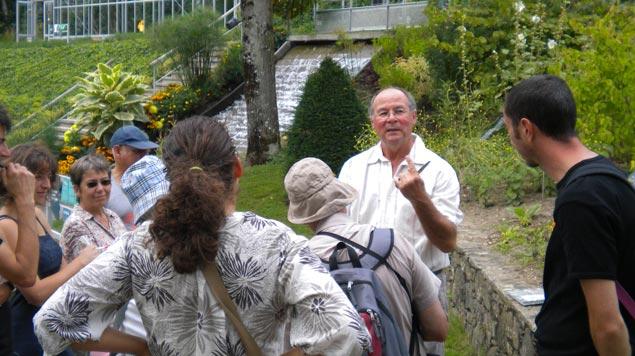 groupes adultes découvertes Jardin Camifolia