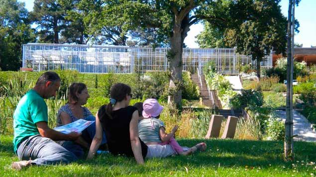 visite Jardin Camifolia